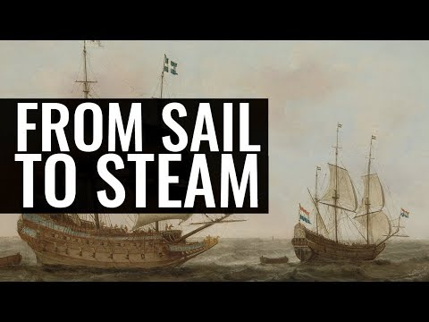 From Sail To Steam: London's Role In A Shipbuilding Revolution - Elliott Wragg