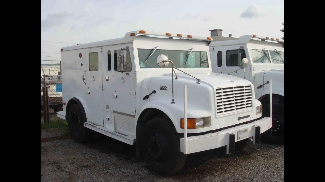 Bank Robber Explains How He Robbed $400,000 Cash from Armored Truck ...