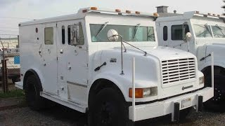 Bank Robber Explains How He Robbed $400,000 Cash from Armored Truck