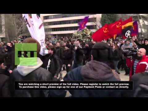 "Spain: ""Don't sacrifice our education to pay your debts!"", plead students"