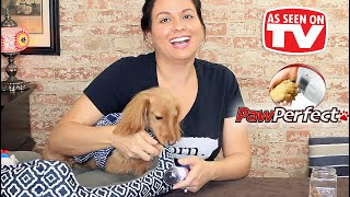 Paw Perfect Review - Testing As Seen On TV Products