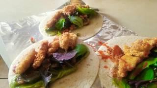 Easy Fish Taco Recipe 3-minute fish tacos
