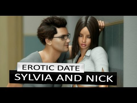 Erotic Date: Sylvia & Nick - Creeper Professor! (Dating Sim)