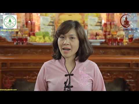 Lớp học Thiền tại Hà Nội -  Chị Nhàn sức khỏe đã tốt hơn, đỡ lạnh tay chân