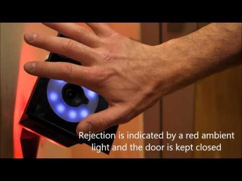 Bi-Modal Palm Biometric System