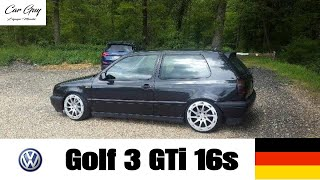 [Test Drive]  VW Golf 3 GTi 16v : UNE GOLF 2 RATEE OU UNE GOLF 3 REUSSIE ?