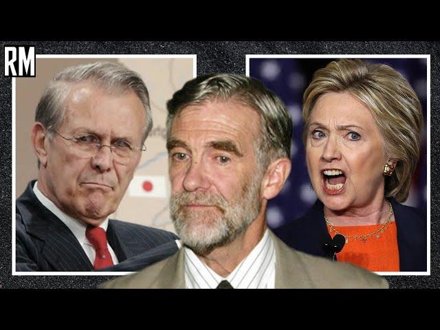 Man Who Stood Up to Clinton and Rumsfeld - Meet Ray McGovern