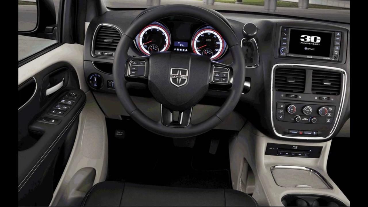 7 Seat Minivan Dodge Grand Caravan Alamo - YouTube