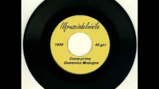 Domenico Modugno - Come prima