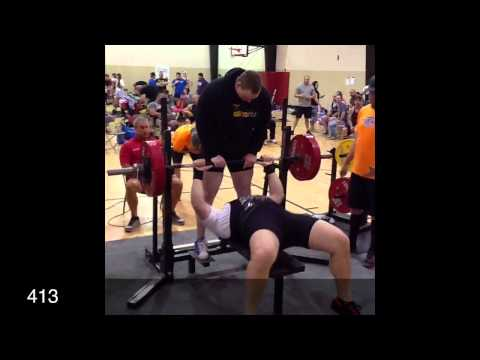 Jimmy Miller USPA TX State Championship Meet
