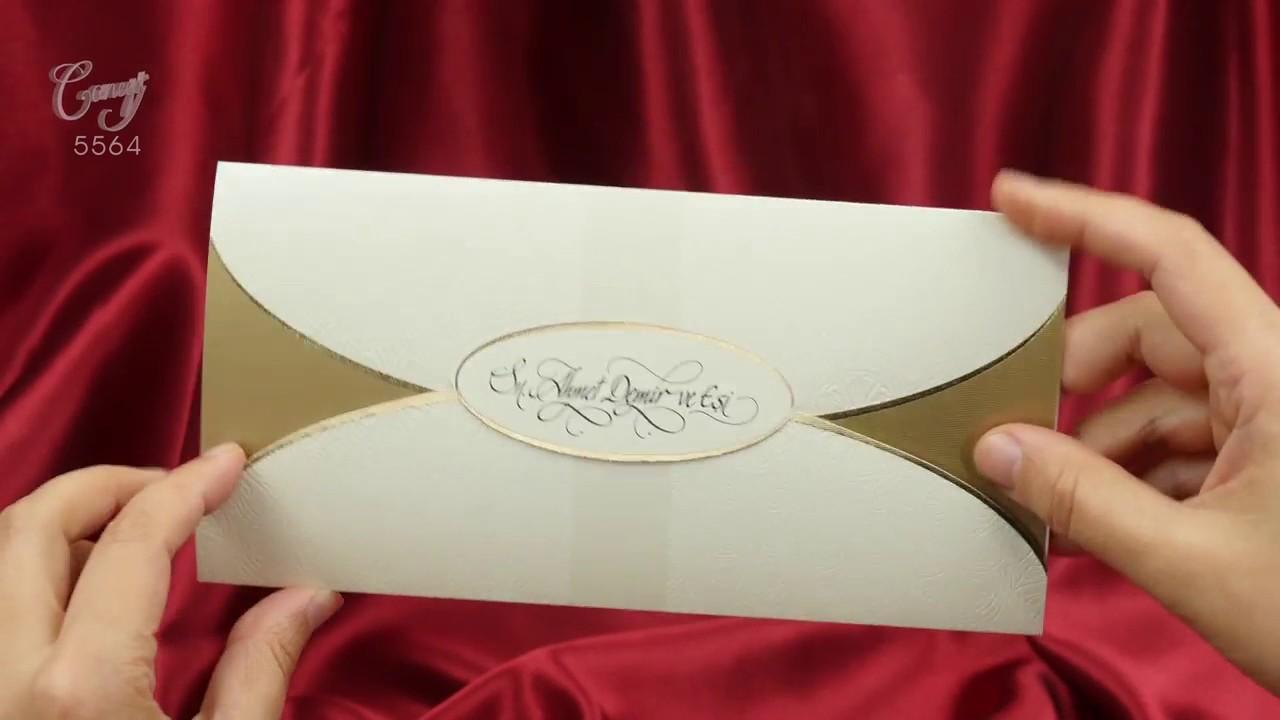 Sedef Cards © 5564 Concept Collection Düğün Davetiyeleri Wedding ...