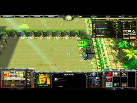 Стрим 31.03.2016.[4] Warcraft III (TTW, Vampirism NewGen)