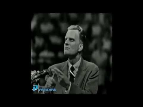 Billy Graham Is A Fake! | False Prophet | Denies that Jesus is the Christ!