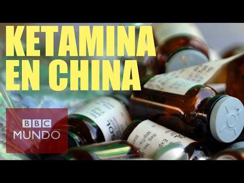 Los efectos destructivos de la ketamina en China