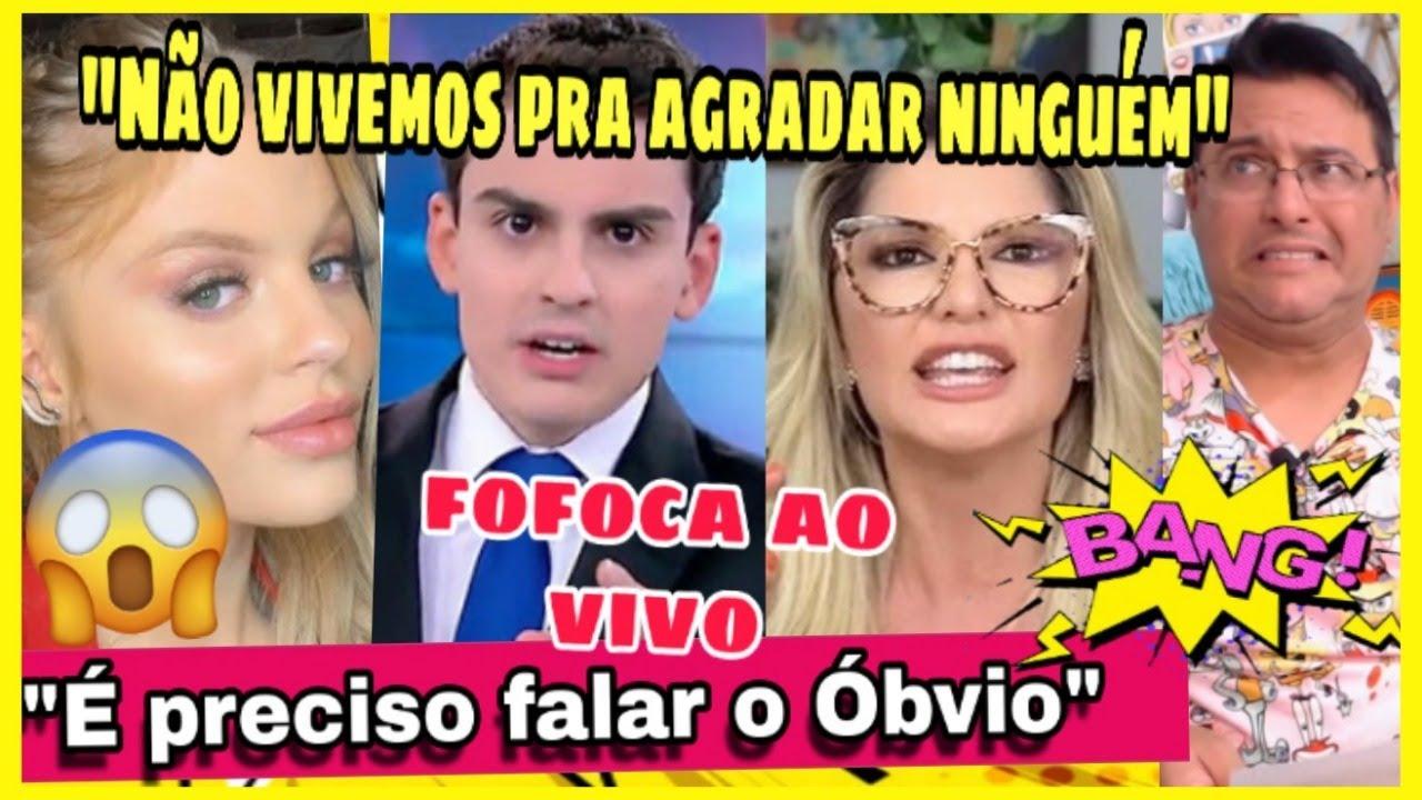 BARRACO! Fontenelle AVISA que ELEVARÁ o tom contra Irmãos Neto, Dudu Camargo Acusa Cidade Alerta.