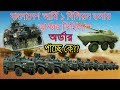 Bangladesh Army ORDERED HUGE Number of Armored COMBAT Vehicles from Turkey