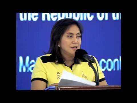 Acceptance Speech | Leni Robredo