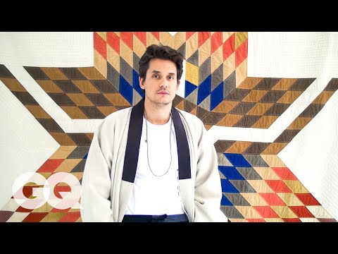 John Mayer Explains His Personal Style | GQ