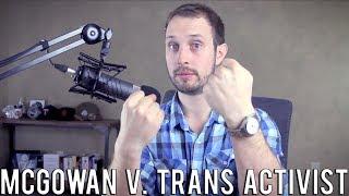 Rose McGowan v. Trans Activist | Epic Battle of the Crazy