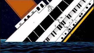 TITANIC paint animation