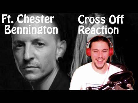 Cross Off ft. Chester Bennington (Mark Morton) - REVIEW/REACTION Mp3
