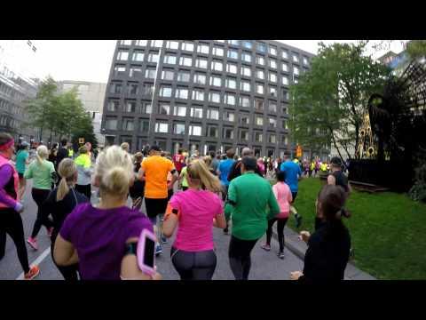 Stockholm Halvmarathon 2015