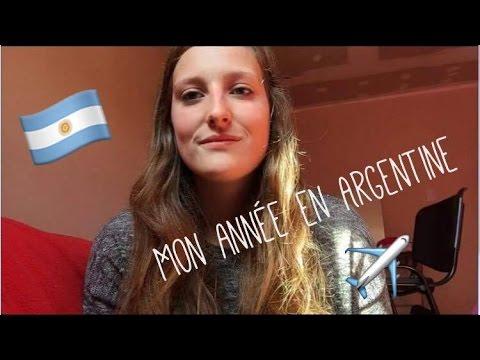 Présentation de mon année d'échange en Argentine ✈