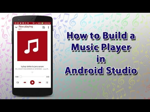 android media player tutorial