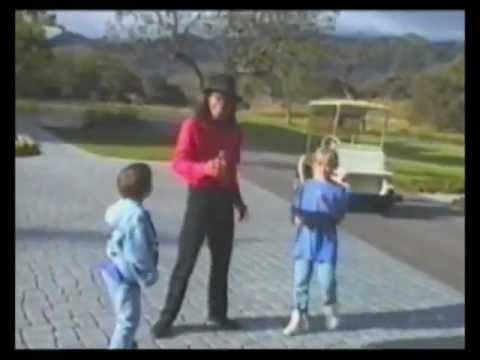 Michael Jackson - Diversão em Neverland