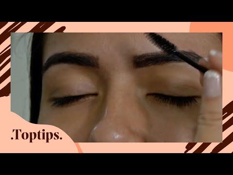 Como maquillar cejas - Top Tips