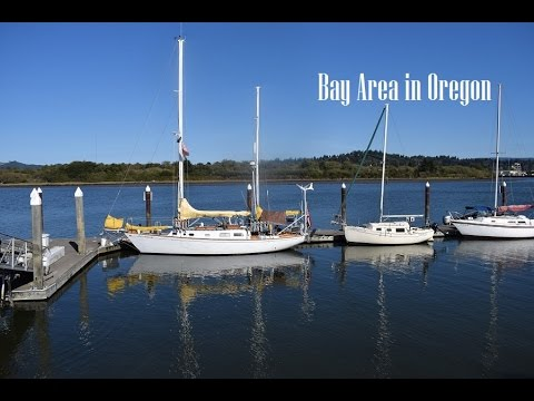 Bay Area In Oregon. Coos Bay. North Bend. Charleston Parks.