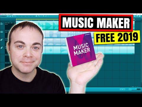 Magix Music Maker Free 2019 - Magix Music Maker Review