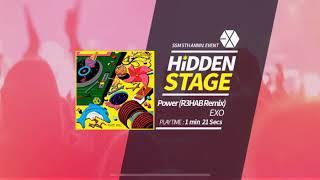 [SuperStar SMTown] EXO - Power (R3HAB Remix) (Hidden Stage) (2 Perfects)