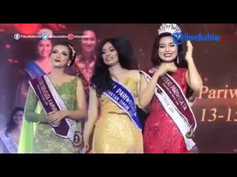 Video Malam Grand Final Pemilihan Putri Pariwisata Dan Duta Wisata Kaltim 2018