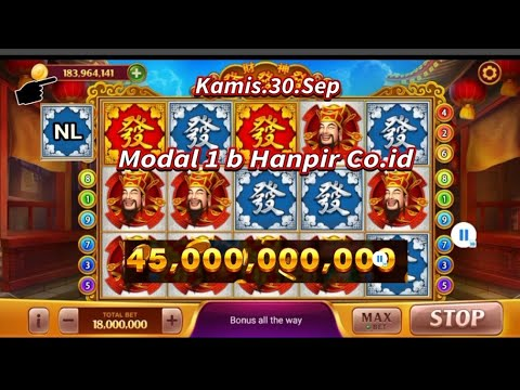 Download JACKPOT 45B FAFAFA DI AKUN TUA MODAL 1B DAPAT JP 45B TERBARU | TIPS CARA DAPAT JACKPOT FAFAFA