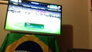 Reacciones penales Chile 0 (4) x (2) 0 Argentina 26/06/2016 Chile Campeon