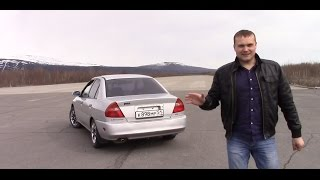 Mitsubishi Mirage.  Авто за 190 тыс. руб.