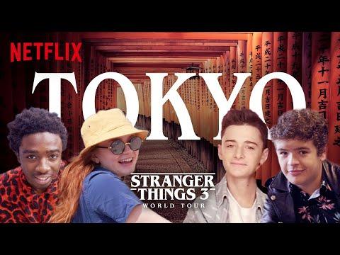 Stranger Things 3 World Tour | Tokyo | Episode 3
