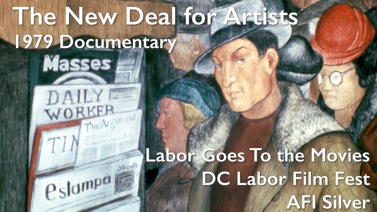 Movie Club Discussion: The New Deal For Artists - LGTTM