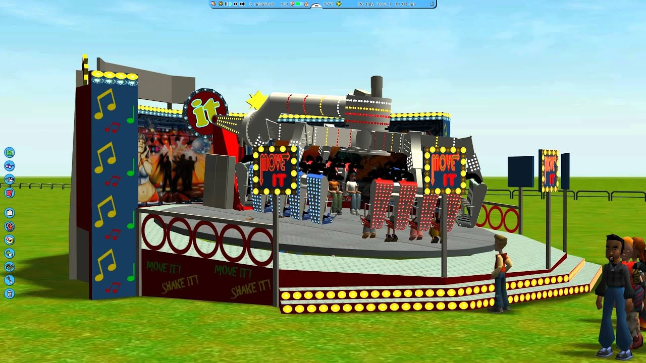 Ghost 3d Wallpaper Download Rct3 Moveit Cso Youtube