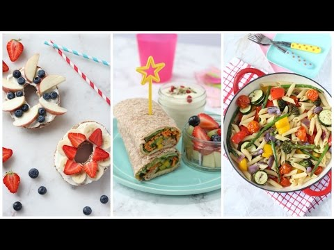 Summer Meal Plan For Kids | Healthy Family Food