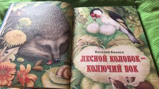 Лучшие сказки о природе. В. Бианки, Н. Сладков