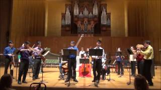 Georg Philipp Telemann: Suite in E Minor for 2 Flutes and Strings, TWV 55
