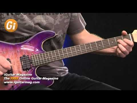 Music Man Steve Morse Y2D Guitar Review - iGuitar Magazine - Win This Guitar In Issue 9