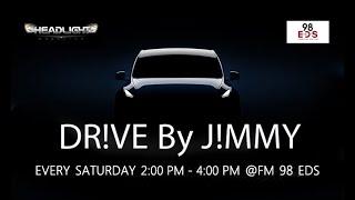 Live!  2020-07-11  DR!VE by J!MMY  FM.98 EDS  (พูดคุยตอบคำถามเกี่ยวกับรถยนต์)