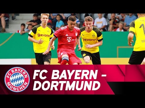 Fc bayern vs. borussia dortmund | highlights | under-17 - final