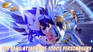 Saint Seiya: Brave Soldiers All Big Bang Attacks - (Os Cavaleiros do Zodíaco Bravos Soldados)