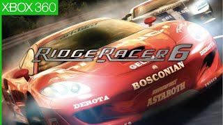 Playthrough [360] Ridge Racer 6 - Part 1 of 2