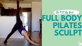 60 Minute Full Body Pilates Sculpt