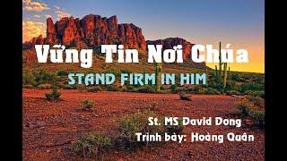 Vững Tin Nơi Chúa (Hoàng Quân)